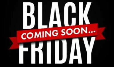Get Ready for Black Friday