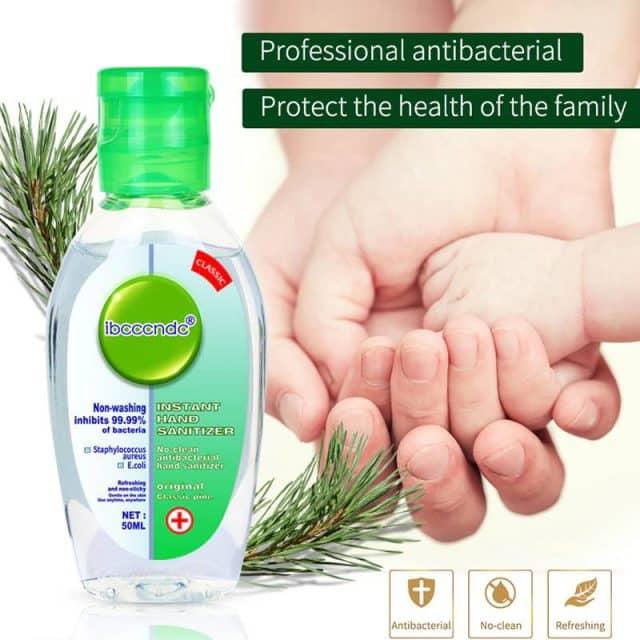75% Alcohol Hand Sanitizer Gel Health & Beauty Health Care Covid-19
